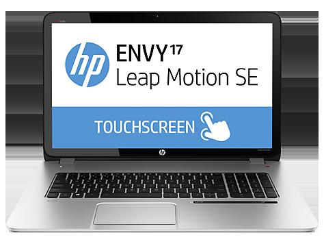 HP ENVY 17-j171sa Leap Motion TS SE Notebook PC (ENERGY STAR)