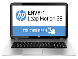 HP ENVY 17-j171sa Leap Motion TS SE Notebook PC