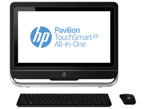 HP Pavilion TouchSmart 23-f250 All-in-One Desktop PC (ENERGY STAR)