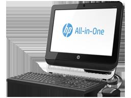 HP 1155 All-in-One Desktop PC
