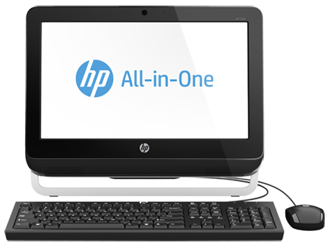 HP 1155 All-in-One desktop pc