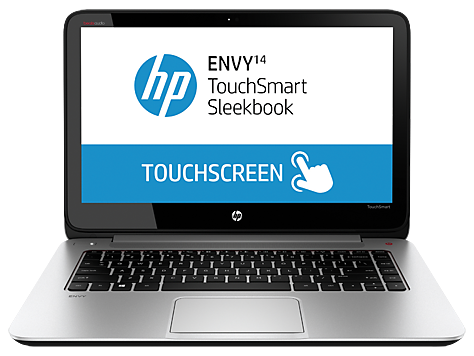 HP ENVY TouchSmart 14-k111nr Sleekbook (ENERGY STAR)