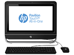 HP Pavilion TouchSmart 20-f394 All-in-One Desktop PC