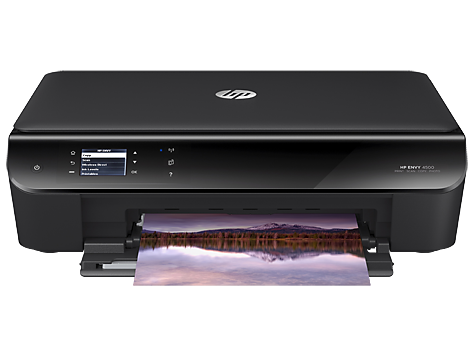 HP ENVY 4500 e-All-in-One Printer series