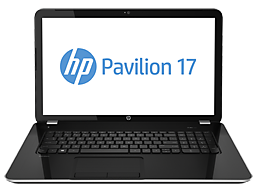 HP Pavilion 17z-e100 CTO Notebook PC