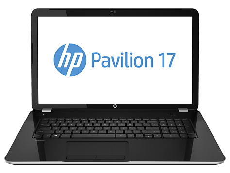 HP Pavilion 17-e016dx Notebook PC (ENERGY STAR)
