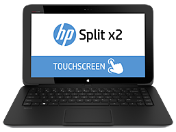 HP Split 13-m010dx x2 PC
