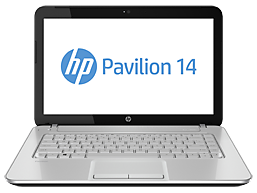 HP Pavilion 14-e007tx Notebook PC