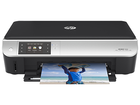 HP ENVY 5530 e-All-in-One Printer series