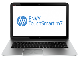 HP ENVY TouchSmart m7-j010dx Notebook PC
