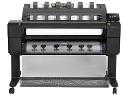 HP Designjet T1500 ePrinter series
