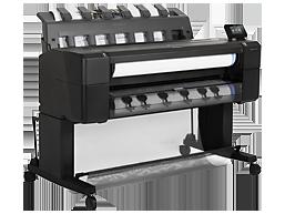 HP DesignJet T1500 36-in Printer