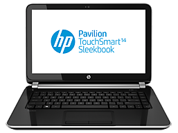 HP Pavilion TouchSmart 14-f023cl Sleekbook