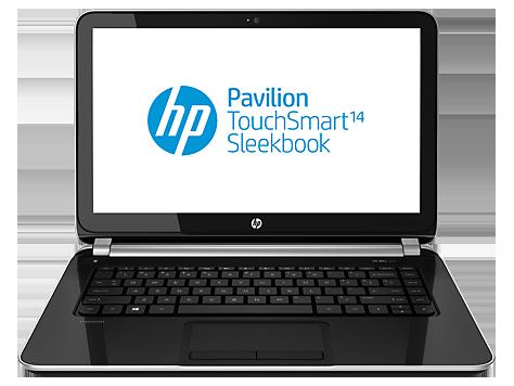 HP Pavilion TouchSmart 14-f023cl Sleekbook