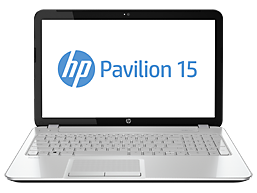 HP Pavilion 15 Notebook PC series Drivers for Windows 8