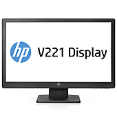 HP V221 21.5-inch LED Backlit Monitor