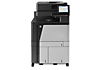 HP Color LaserJet Enterprise flow M880z+ NFC/Wireless Direct MFP Printer