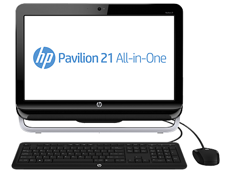 HP Pavilion 21-a100 All-in-One Desktop PC series