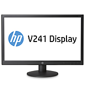 HP V241 23.6-inch LED Backlit Monitor (ENERGY STAR)
