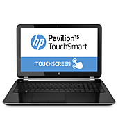 HP Pavilion TouchSmart 15-n013dx Notebook PC