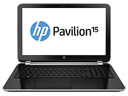 HP Pavilion 15-n204tx Notebook PC