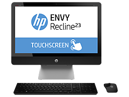 HP ENVY Recline 23-k027c TouchSmart All-in-One Desktop PC