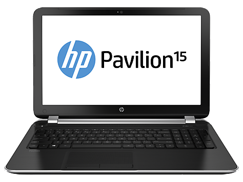 HP Pavilion 15-n010tx Notebook PC (ENERGY STAR)