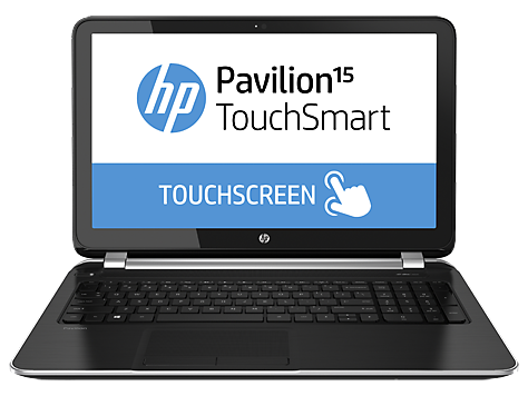 HP Pavilion TouchSmart 15-n007tx Notebook PC (ENERGY STAR)