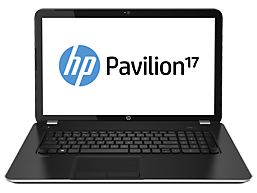 HP Pavilion 17-e020dx Notebook PC