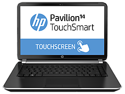 HP Pavilion 14-n203tx TouchSmart Notebook PC