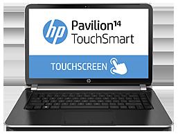 HP Pavilion TouchSmart 14-n005eo Ultrabook