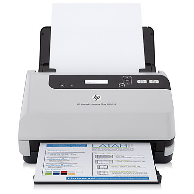 HP Scanjet Enterprise Flow 7000 s2 單張進紙掃描器