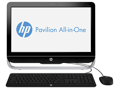 HP Pavilion 23-b237c All-in-One Desktop PC (ENERGY STAR)