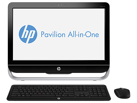HP Pavilion 23-b019c All-in-One Desktop PC