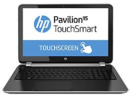 HP Pavilion TouchSmart 15-n044nr Notebook PC