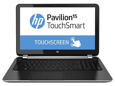 HP Pavilion TouchSmart 15-n044nr Notebook PC (ENERGY STAR)