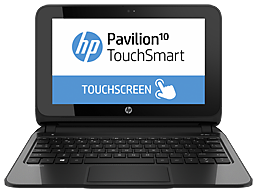 HP Pavilion 10 TouchSmart 10-e010nr Notebook PC