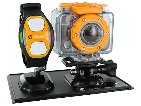 HP ac200 Action Camera