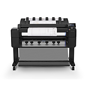 HP Designjet T2500 36-in PostScript eMultifunction Printer