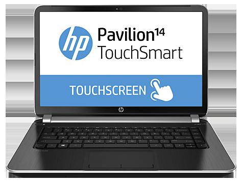 HP Pavilion TouchSmart 14-n055sa Notebook PC (ENERGY STAR)