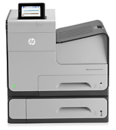 HP Officejet Enterprise Color X555xh Printer
