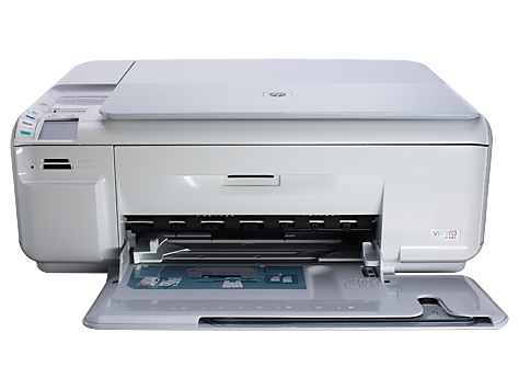 HP Photosmart C4500 All-in-One Printer series