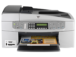 HP Officejet 6315 All-in-One-Drucker