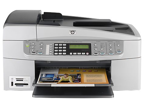 HP Officejet 6300 All-in-One Printer series