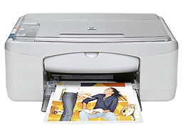 HP PSC 1215 All-in-One Printer