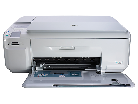 HP Photosmart C4524 All-in-One-Drucker