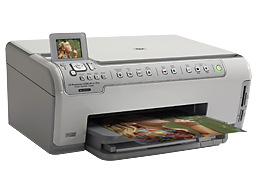 HP Photosmart C5183 All-in-One Printer