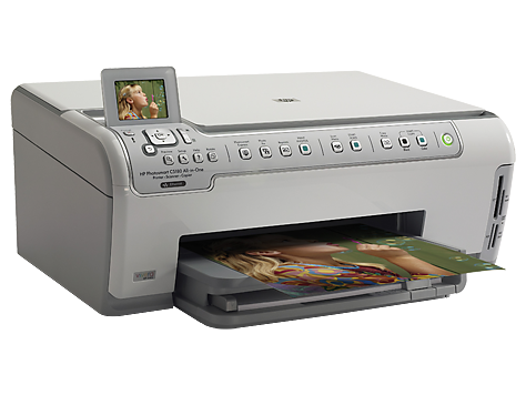 HP Photosmart C5100 All-in-One Printer series