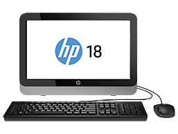 HP 18-5018hk All-in-One Desktop PC