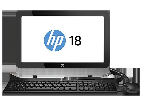 HP 18-5018hk All-in-One Desktop PC (ENERGY STAR)